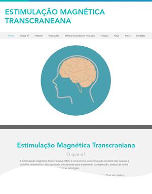 EMT - Estimulação magnética transcraniana